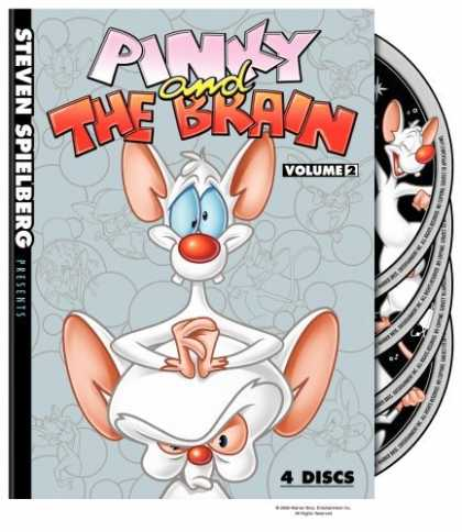 Bestselling Movies (2006) - Pinky and the Brain, Vol. 2 by Rusty Mills