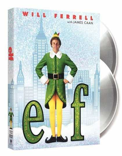 Bestselling Movies (2006) - Elf (Infinifilm Edition)