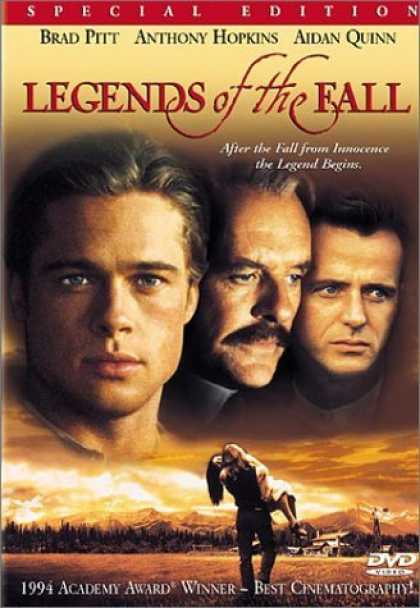 Bestselling Movies (2006) - Legends of the Fall (Special Edition) by Edward Zwick
