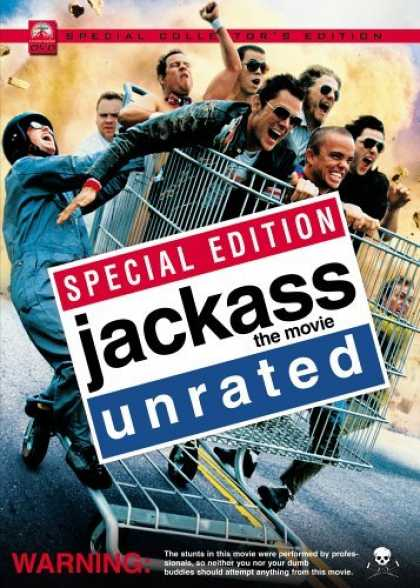 Bestselling Movies (2006) - Jackass - The Movie (Unrated Special Collector's Edition)