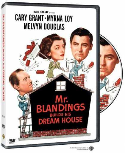 Bestselling Movies (2006) - Mr. Blandings Builds His Dream House by H.C. Potter
