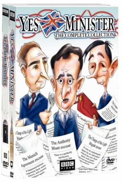 Bestselling Movies (2006) - Yes, Minister/Yes, Prime Minister 2-Pak by Sydney Lotterby
