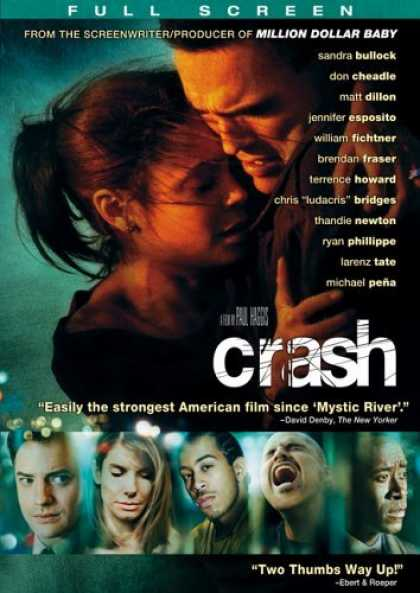Bestselling Movies (2006) - Crash (Full Screen Edition) by Paul Haggis