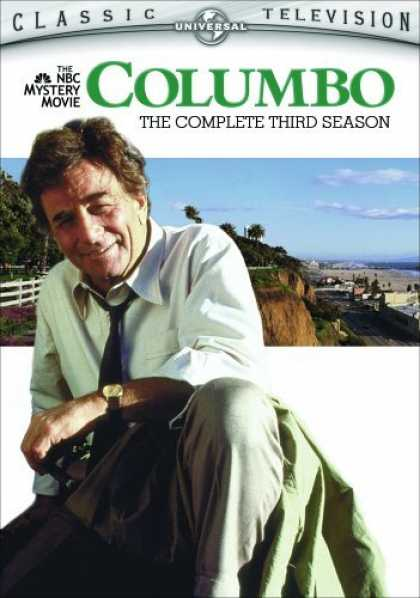 Bestselling Movies (2006) - Columbo - The Complete Third Season by Steven Spielberg