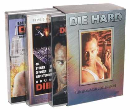 Bestselling Movies (2006) - Die Hard - The Ultimate Collection by John McTiernan