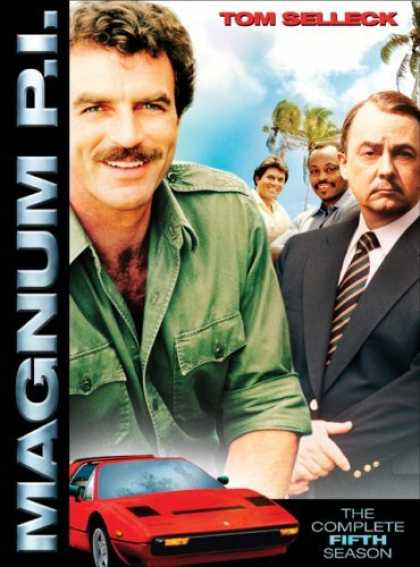 Bestselling Movies (2006) - Magnum P.I. - The Complete Fifth Season