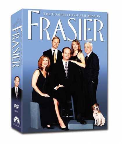 Bestselling Movies (2006) - Frasier - The Complete Fourth Season