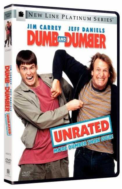 Bestselling Movies (2006) - Dumb and Dumber (Unrated Edition) by Peter Farrelly