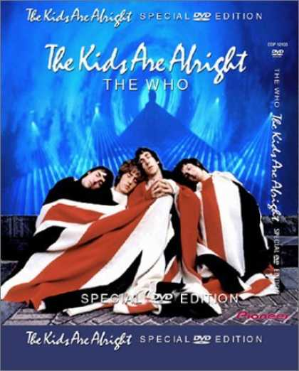 Bestselling Movies (2006) - The Who - The Kids Are Alright (Special Edition) by Jeff Stein