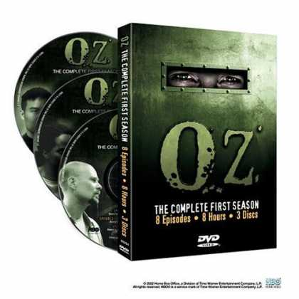 Bestselling Movies (2006) - Oz - The Complete First Season by Gregory Dark