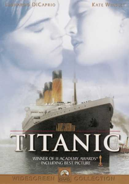 Bestselling Movies (2006) - Titanic