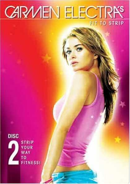 Bestselling Movies (2006) - Carmen Electra's Fit to Strip by Edward Lachman
