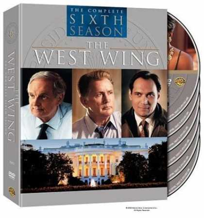 Bestselling Movies (2006) - The West Wing - The Complete Sixth Season by Jason Ensler