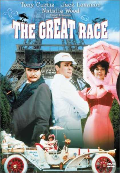 Bestselling Movies (2006) - Great Race (Sub) by Blake Edwards
