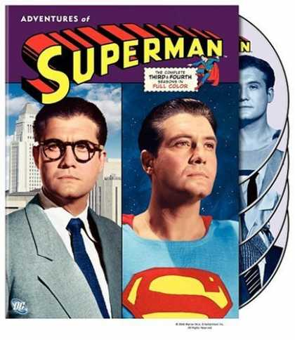 Bestselling Movies (2006) - Adventures of Superman - The Complete Third and Fourth Seasons by George Reeves