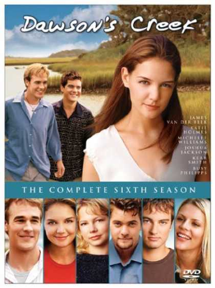 Bestselling Movies (2006) - Dawson's Creek: Complete Sixth Season (4pc) by Lev L. Spiro