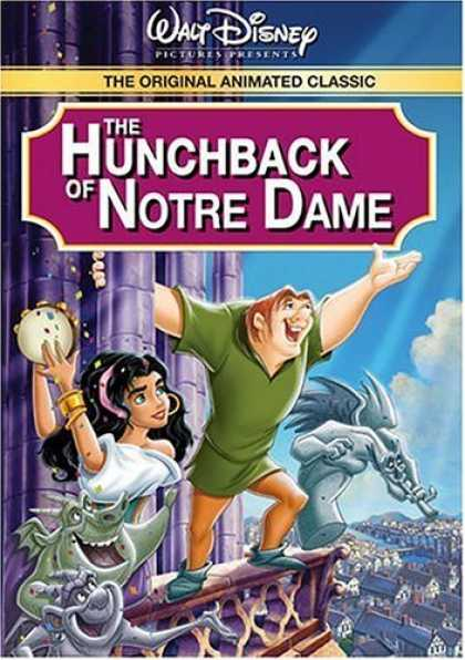Bestselling Movies (2006) - The Hunchback of Notre Dame