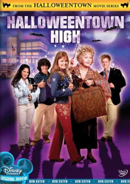 Bestselling Movies (2006) - Halloweentown High by Mark A.Z. Dippé