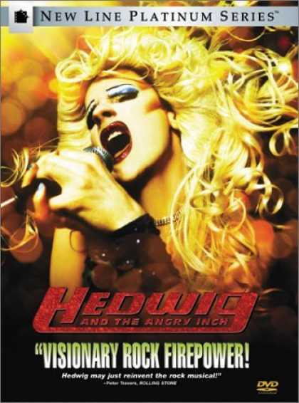 Bestselling Movies (2006) - Hedwig and the Angry Inch (New Line Platinum Series)