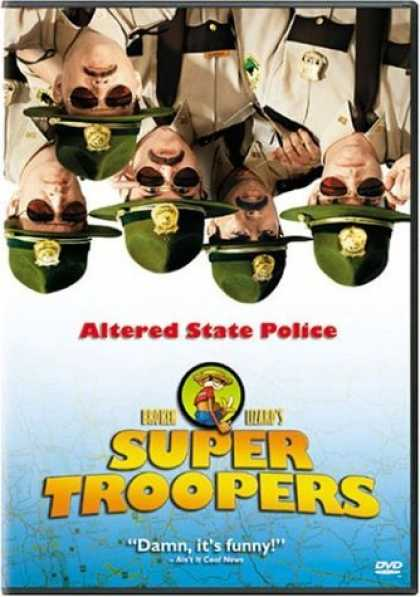 Bestselling Movies (2006) - Super Troopers
