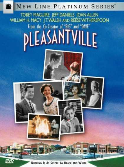 Bestselling Movies (2006) - Pleasantville (New Line Platinum Series) by Gary Ross