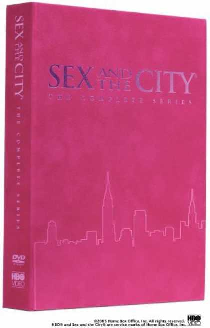 Bestselling Movies (2006) - Sex and the City - The Complete Series (Collector's Giftset)
