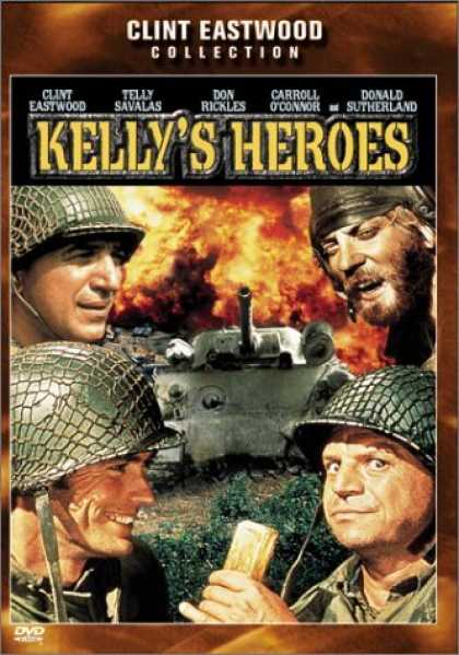 Bestselling Movies (2006) - Kelly's Heroes by Brian G. Hutton