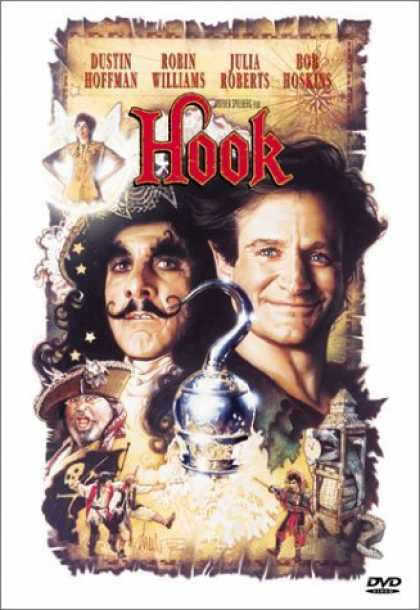 Bestselling Movies (2006) - Hook by Steven Spielberg