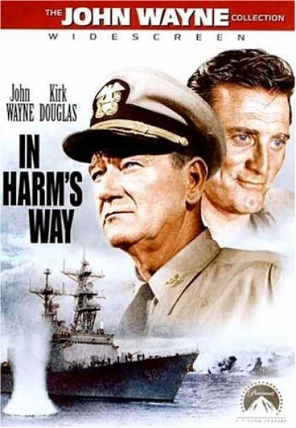 Bestselling Movies (2006) - In Harm's Way by Otto Preminger