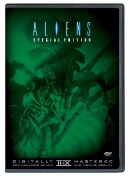 Bestselling Movies (2006) - Aliens (Special Edition) by James Cameron
