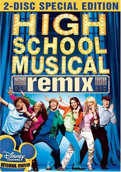 Bestselling Movies (2006) - High School Musical (Two-Disc Remix Edition) by Kenny Ortega