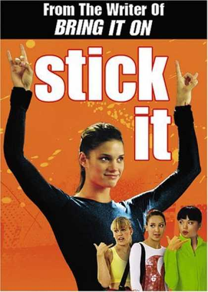 Bestselling Movies (2006) - Stick It by Jessica Bendinger