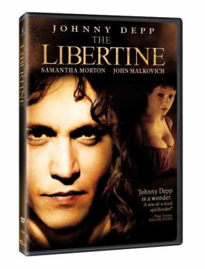 Bestselling Movies (2006) - The Libertine by Laurence Dunmore