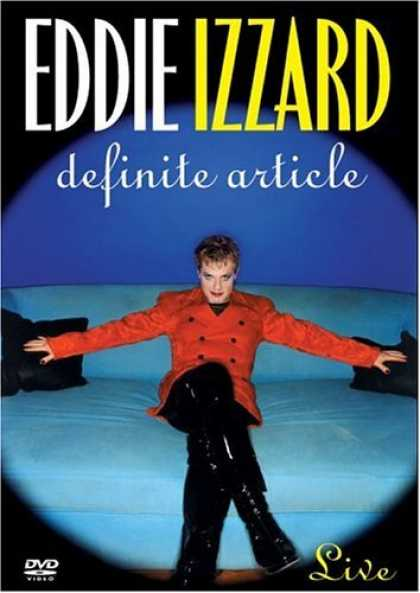 Bestselling Movies (2006) - Eddie Izzard - Definite Article
