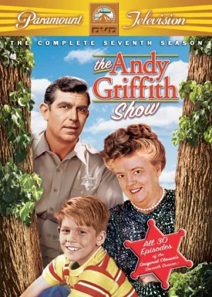 Bestselling Movies (2006) - The Andy Griffith Show - The Complete Seventh Season by Gary Nelson