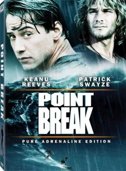 Bestselling Movies (2006) - Point Break (Pure Adrenaline Edition) by Kathryn Bigelow