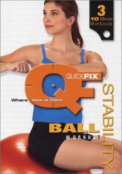 Bestselling Movies (2006) - Quick Fix - Stability Ball Workout