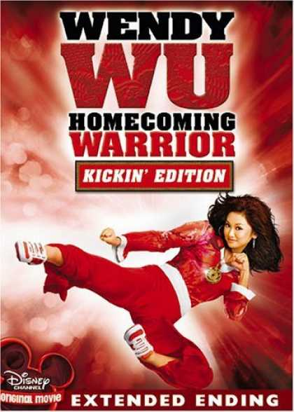 Bestselling Movies (2006) - Wendy Wu - Homecoming Warrior by John Laing (II)