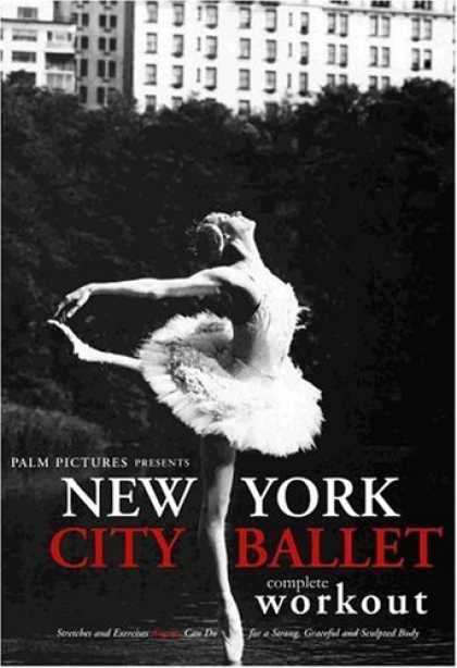Bestselling Movies (2006) - New York City Ballet Workout