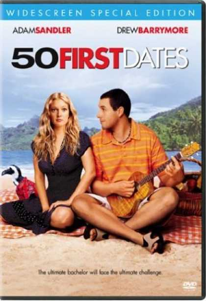 Bestselling Movies (2006) - 50 First Dates (Widescreen Special Edition) by Peter Segal