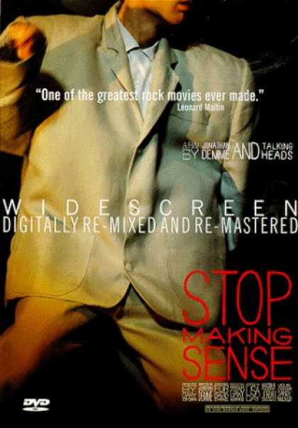 Bestselling Movies (2006) - Stop Making Sense by Jonathan Demme