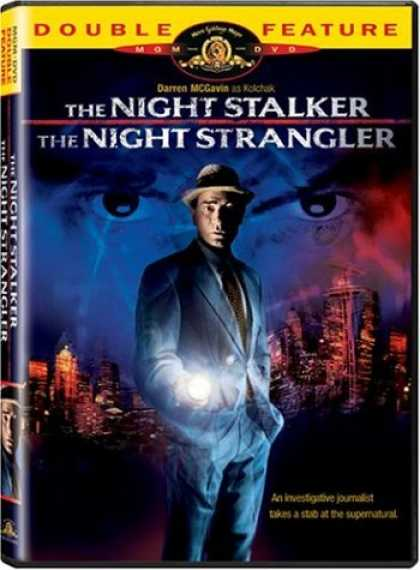 Bestselling Movies (2006) - The Night Stalker/The Night Strangler (Double Feature) by John Llewellyn Moxey