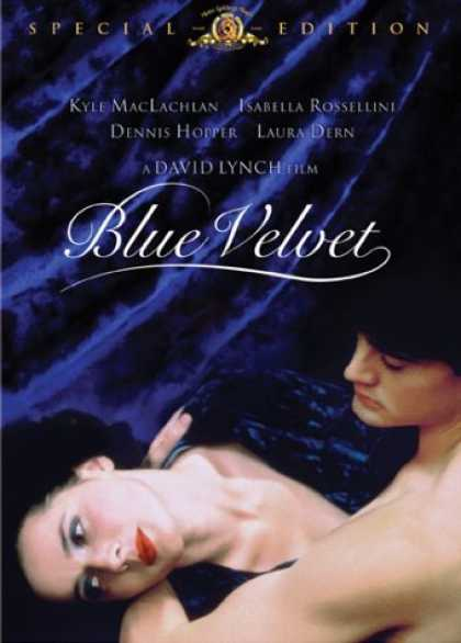 Bestselling Movies (2006) - Blue Velvet (Special Edition) by David Lynch