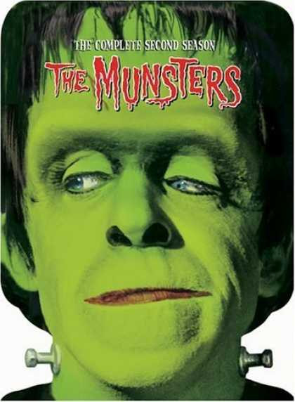 Bestselling Movies (2006) - The Munsters - Complete Second Season by David Alexander