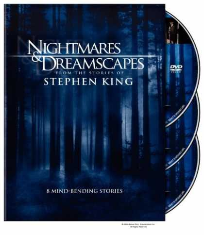 Bestselling Movies (2006) - Nightmares & Dreamscapes - From the Stories of Stephen King by Sergio Mimica-Gez