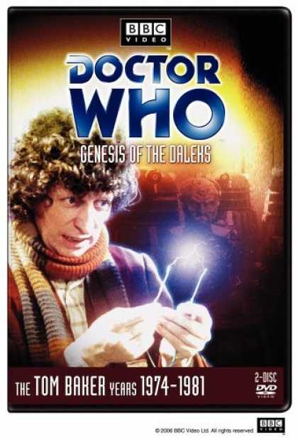 Bestselling Movies (2006) - Doctor Who - Genesis of the Daleks