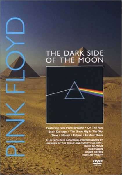 Bestselling Movies (2006) - Classic Albums: The Making of The Dark Side of the Moon by Matthew Longfellow