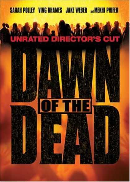 Bestselling Movies (2006) - Dawn of the Dead (Widescreen Unrated Director's Cut)