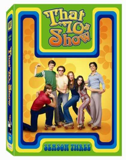 Bestselling Movies (2006) - That '70s Show - Season 3 by David Trainer