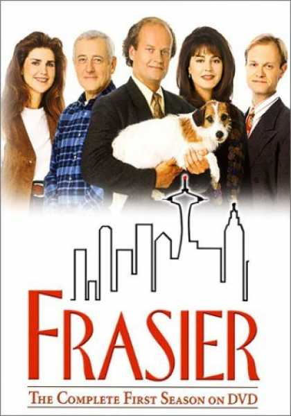 Bestselling Movies (2006) - Frasier - The Complete First Season